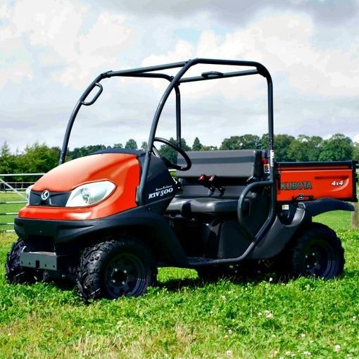 Utilitario Diesel Kubota rtv500