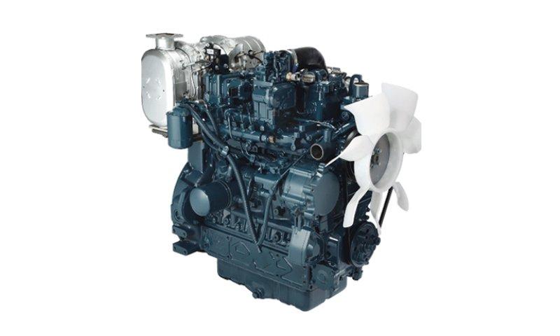 Motor Kubota Colombia