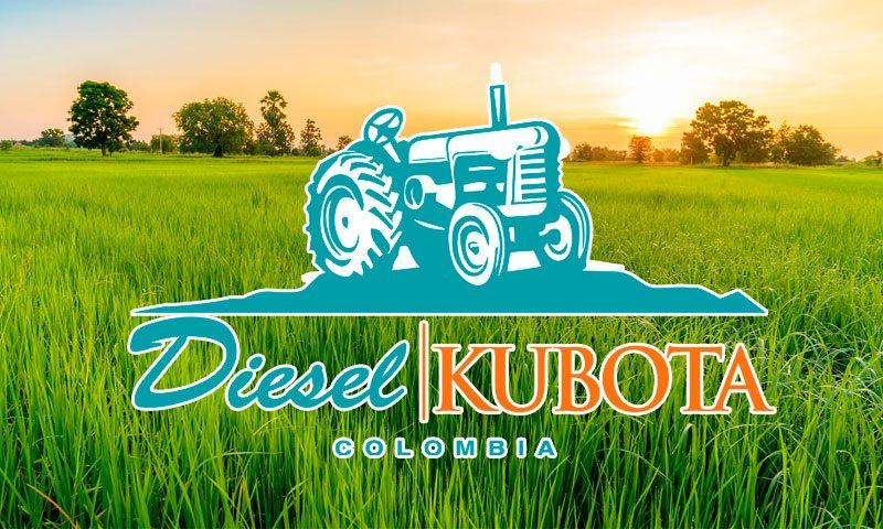 Diesel Kubota Colombia