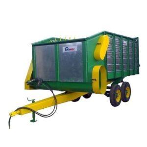 Remolque forrajero hidráulico Diesel Kubota