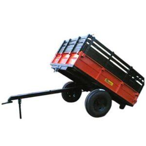 Remolque basculante Diesel Kubota
