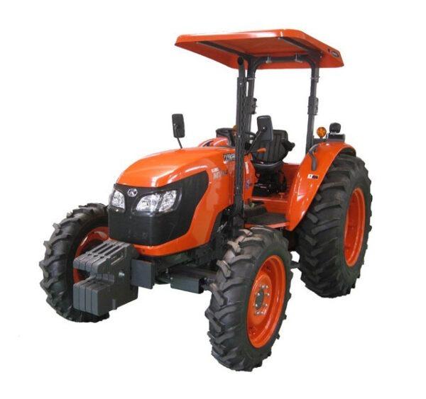 Tractor Diesel Kubota M7040 Sin cabina
