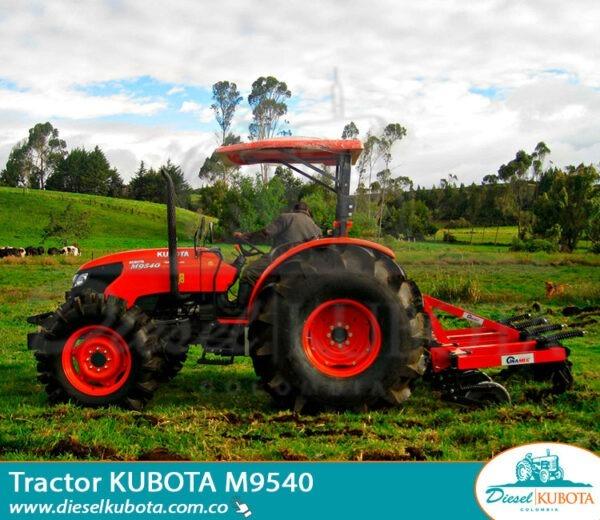 Kubota M9540 Colombia