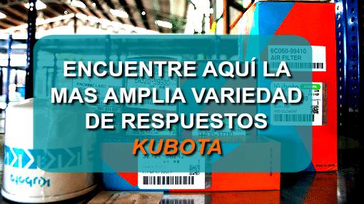 Repuestos Kubota Colombia