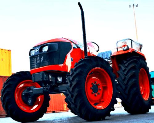 Tractor Kubota U501 COLOMBIA