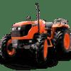 Tractor Kubota MU5501-4WD